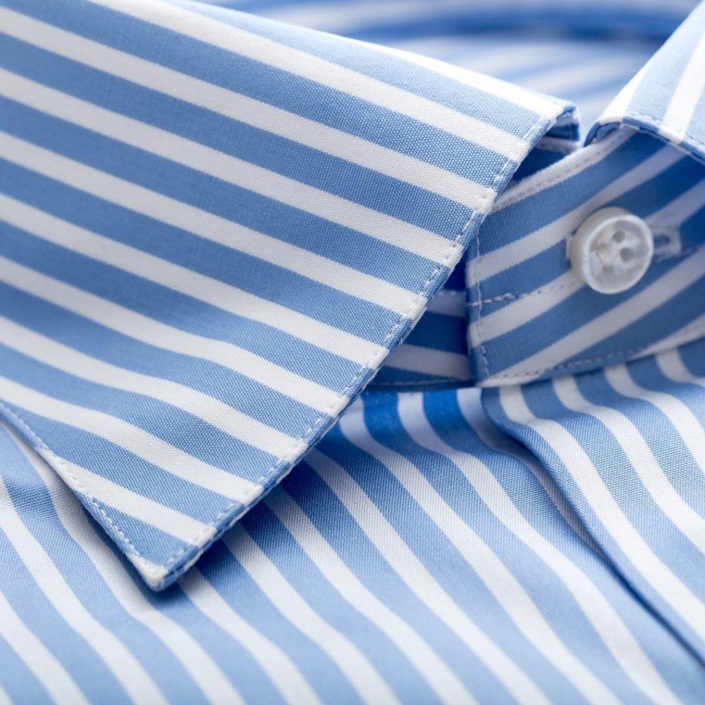 jak prać koszule - szyte na miarę