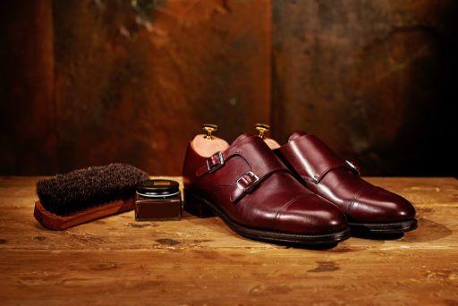 jak dbać o skórzane buty eleganckie