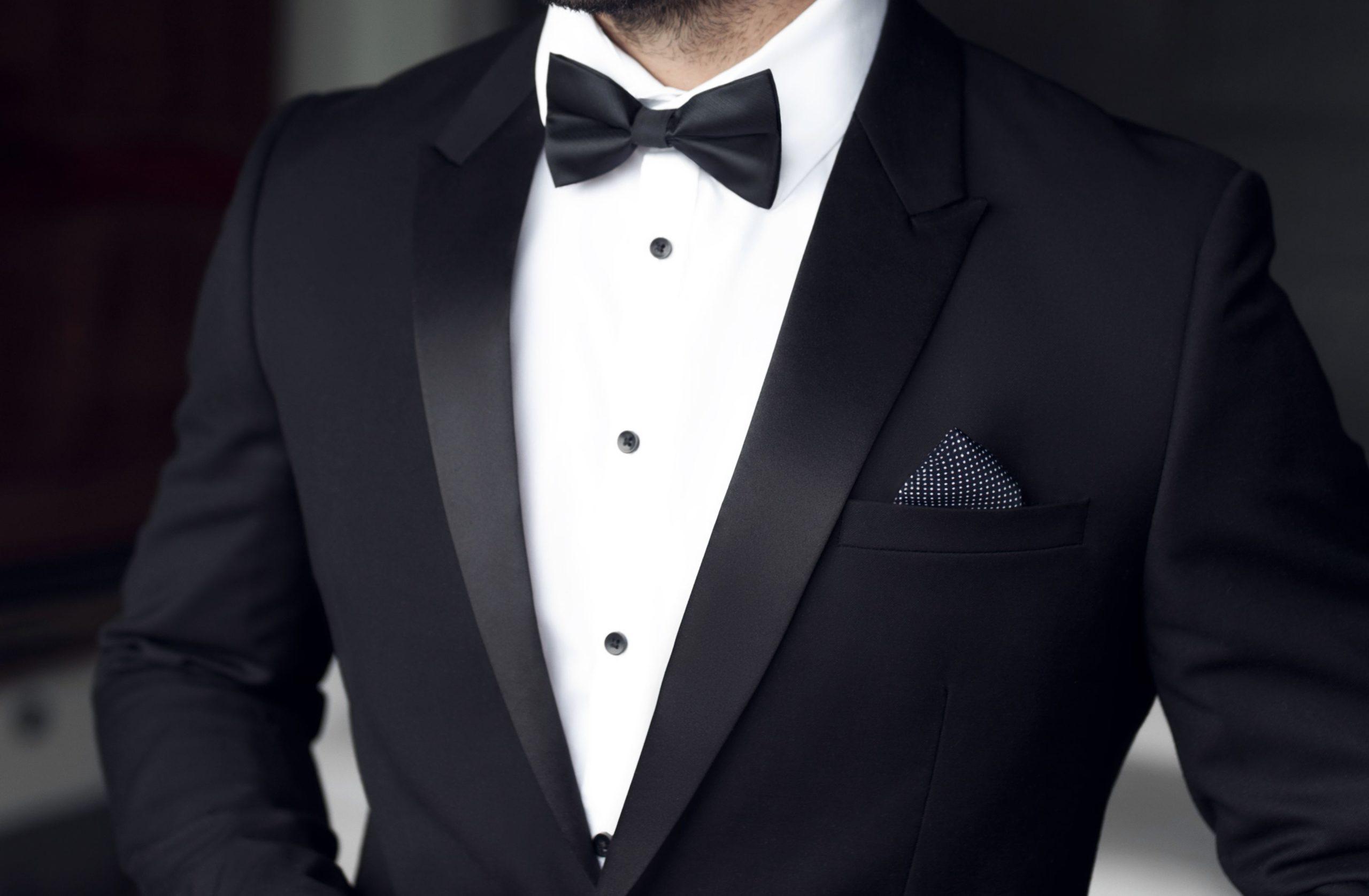 Black tie dress code. Poznaj jego najważniejsze zasady